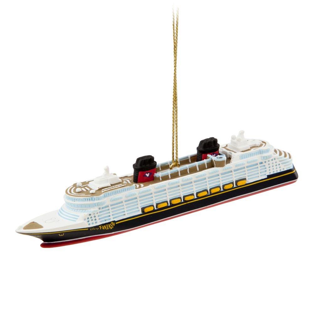 Disney Fantasy Ornament – Disney Cruise Line