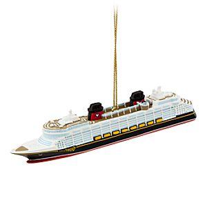 Disney Fantasy Ornament - Disney Cruise Line