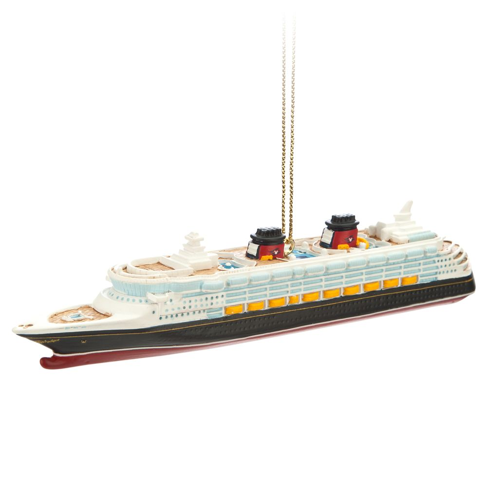 Disney Magic Ornament – Disney Cruise Line