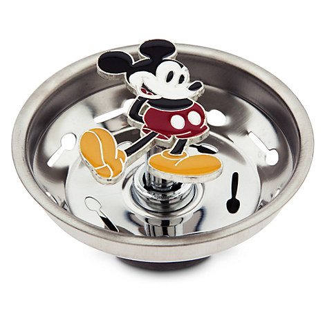 mickey mouse kitchen sink strainer. beautiful ideas. Home Design Ideas