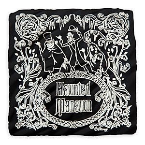 The Haunted Mansion Tile Coaster Disney Store