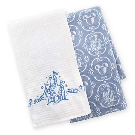 Castle Dish Towel Set
