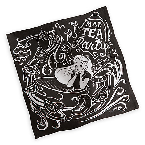 Mad Tea Party Cloth Napkin