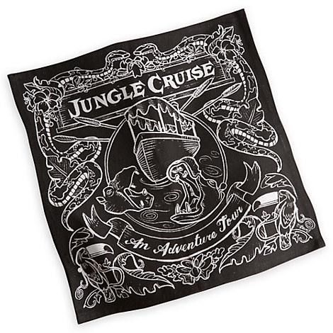 Jungle Cruise Cloth Napkin