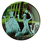 Disney Parks Attraction Poster Plate - The Haunted Mansion - 7''