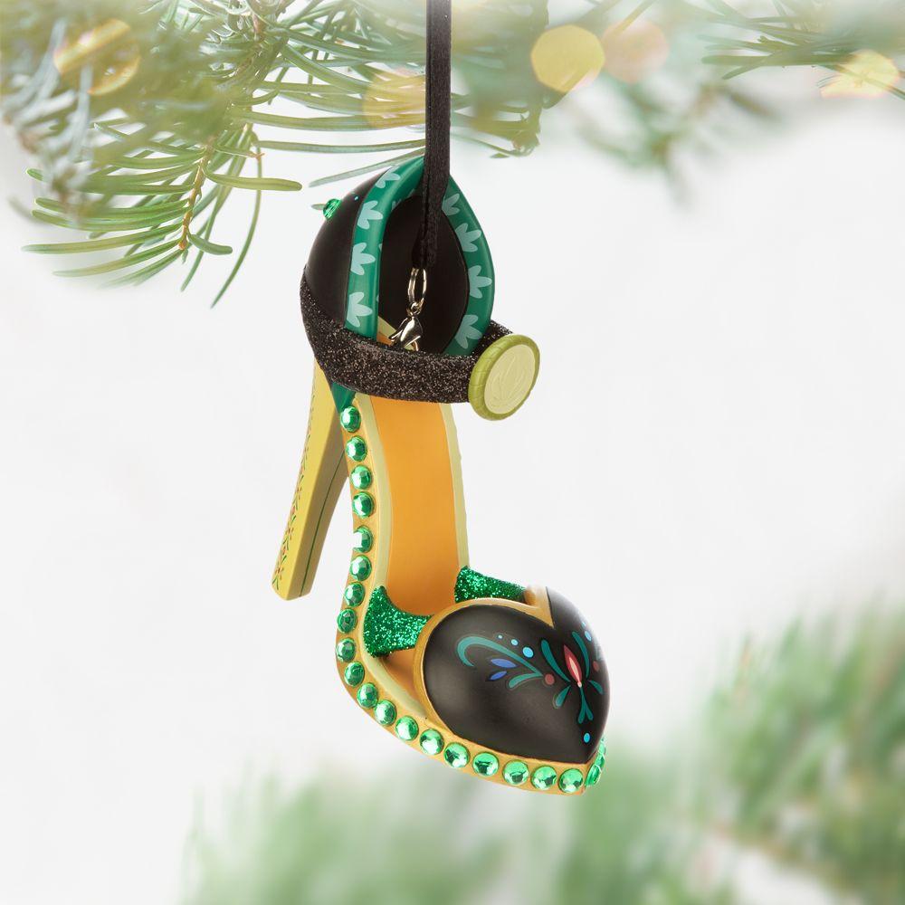 Anna Shoe Ornament – Frozen