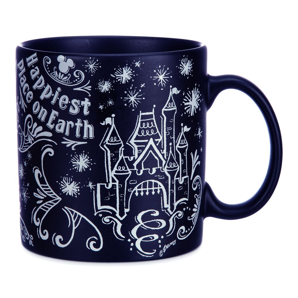 Chalkboard Mug Official shopDisney