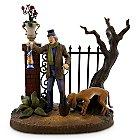 The Haunted Mansion Caretaker Figurine
