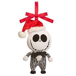 Jack Skellington Plush Ornament