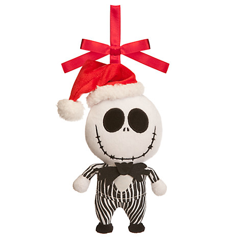 Jack Skellington Plush Ornament