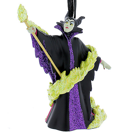 Maleficent Figural Ornament - Sleeping Beauty