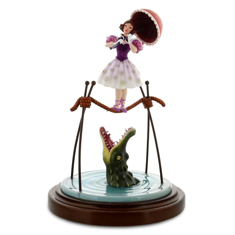 The Haunted Mansion Figure – Ballerina and Alligator