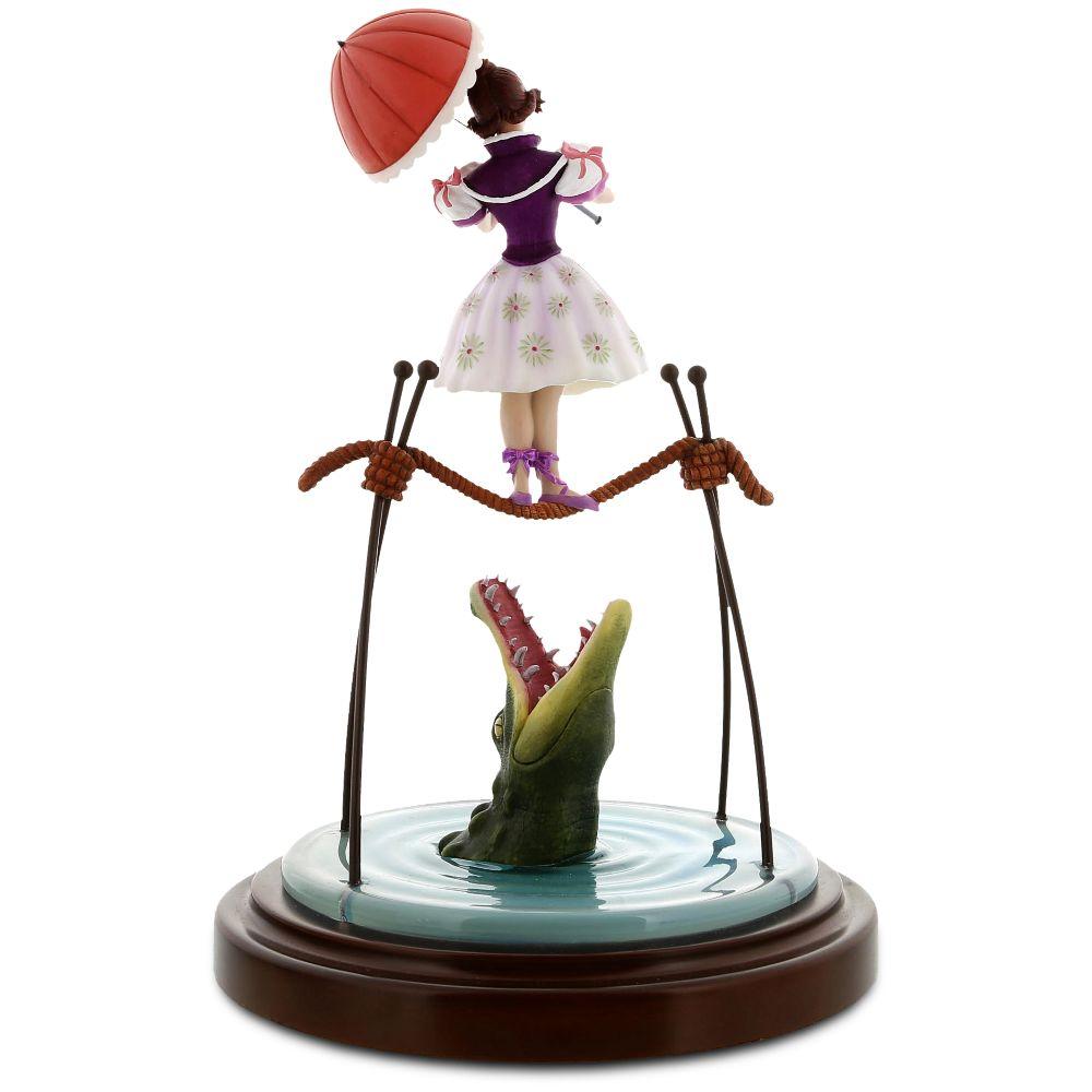 The Haunted Mansion Figure – Ballerina and Alligator