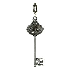 Hitchhiking Ghosts Haunted Mansion Key – Large