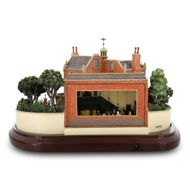 Walt Disney World The Haunted Mansion Miniature by Olszewski