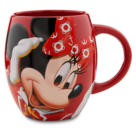 Minnie Mouse Mug - Disney Cruise Line