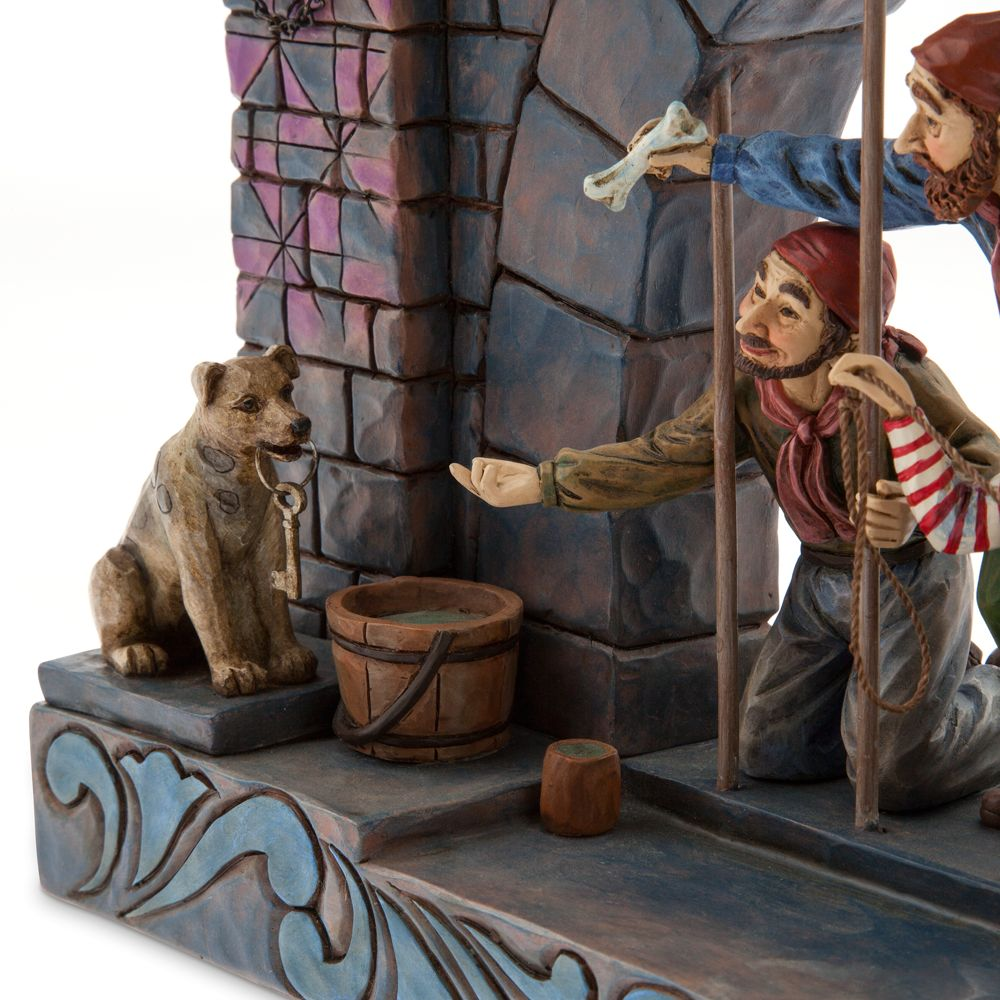 Pirates of the Caribbean ''Jail Scene'' Figure by Jim Shore