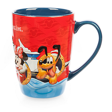 Mickey Mouse and Friends Mug - Disney Cruise Line