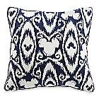 Mickey Mouse Icon Indigo Pillow