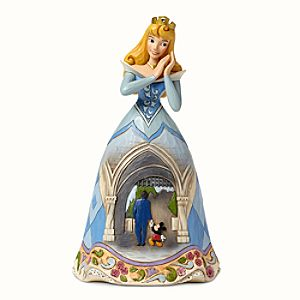 Aurora Figure by Jim Shore - Disneyland Diamond Celebration
