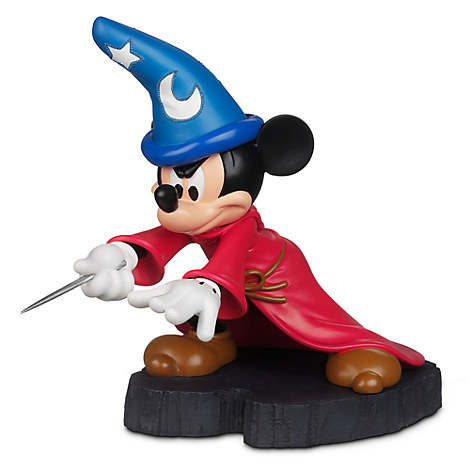Sorcerer Mickey Mouse Light-Up Figure