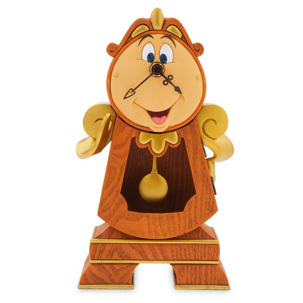 Cogsworth Clock  Beauty and the Beast Official shopDisney