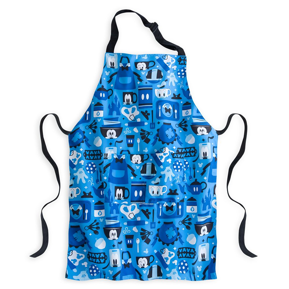 Mickey Mouse and Friends Apron for Adults Official shopDisney