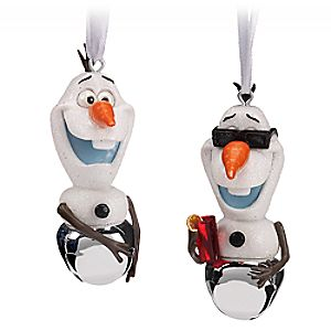Olaf Bell Ornament Set