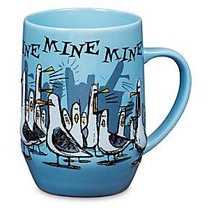 Finding Nemo Seagulls Mug