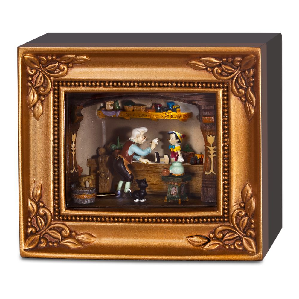 Pinocchio Gallery of Light by Olszewski