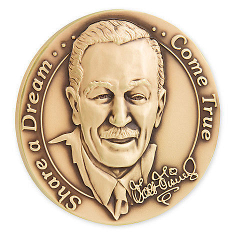 Walt Disney Disney Parks Medallion - Limited Edition