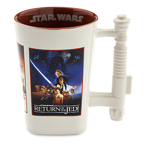 Star Wars Saga Movie Poster Mug