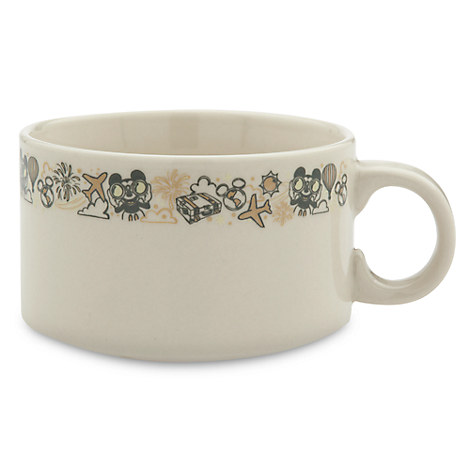 Disney Vacation Club Member Soup Mug