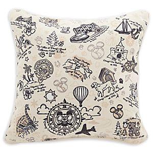 Disney Vacation Club Member Pillow