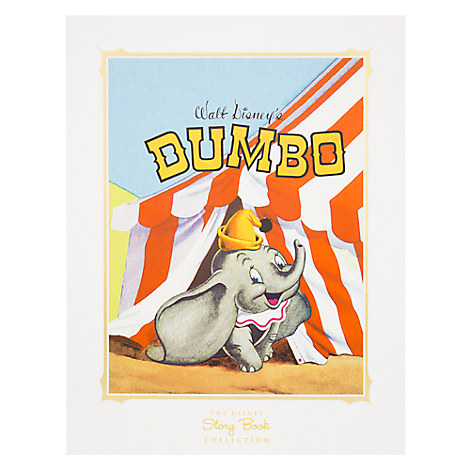 Dumbo Deluxe Print