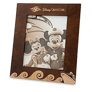 Disney Cruise Line Wood Photo Frame - 8'' x 10''
