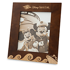 disney cruise line wood photo frame 8 x 10