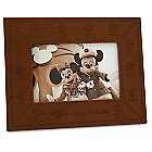 Captain Mickey Mouse Photo Frame - Disney Cruise Line