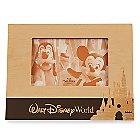 Walt Disney World Wood Photo Frame - Landscape - 4'' x 6''