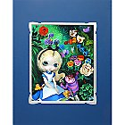 ''Alice in the Garden'' Deluxe Print by Jasmine Becket-Griffith