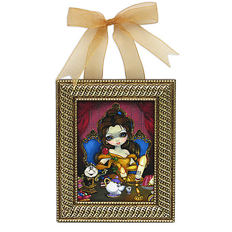 ''Belle's Enchantment'' Framed Giclee on Canvas by Jasmine Becket-Griffith - Small