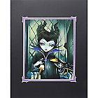''Maleficent Enthroned'' Deluxe Print by Jasmine Becket-Griffith