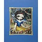 ''Snow White in the Forest'' Deluxe Print by Jasmine Becket-Griffith