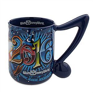 Sorcerer Mickey Mouse and Friends Mug - Walt Disney World 2016