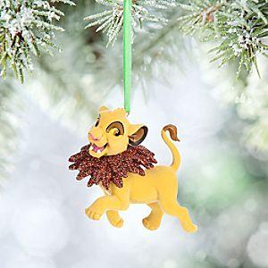 Simba Figural Ornament