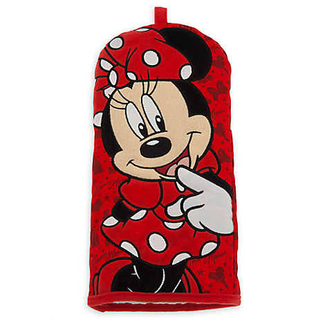 Minnie Mouse Oven Mitt