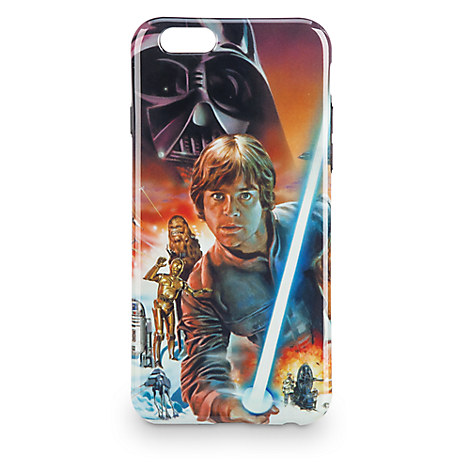 Star Wars: The Empire Strikes Back Poster iPhone 6 Case