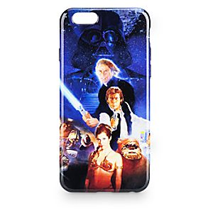 Disneystore Star Wars: Return Of The Jedi Poster I Phone 6 Case