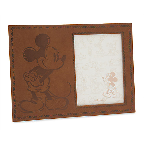 Mickey Mouse Embossed Photo Frame - 5'' x 7''