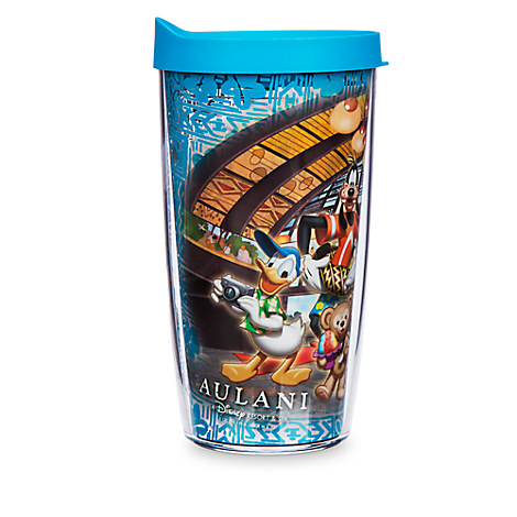 Mickey Mouse and Friends Travel Tumbler by Tervis - Aulani, A Disney Resort & Spa